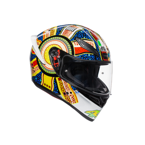 CASCO AGV_K1_TOP_ECE2205 - DREAMTIME