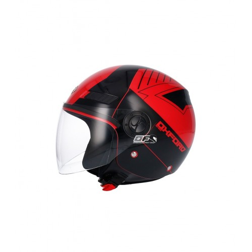 CASCO SHIRO SH-62 OXFORD EVO ROJO
